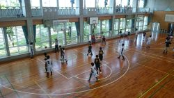 バスケット大会2