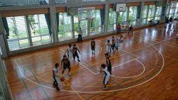 バスケット大会1